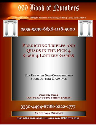 how to win pick 4 lottery strategies